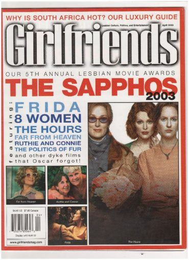 thumbnail of 2003-04 Girlfriends